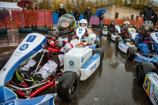 Електрически картове – Росатом произведе литиево-йонни батерии за първото състезание в страната
