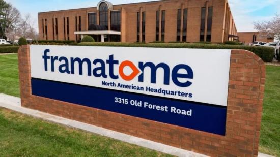 """Цех за оползотворяване на скрап от уран е открит в завода за ядрено гориво на """"Framatome"""" в САЩ"""