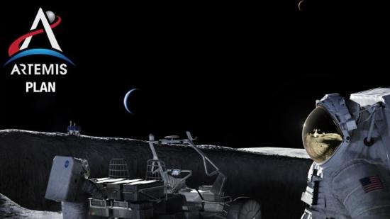 """Министерството на енергетиката на САЩ и НАСА планират да изпратят първата жена на лунната база """"Артемида"""" през 2024 година"""