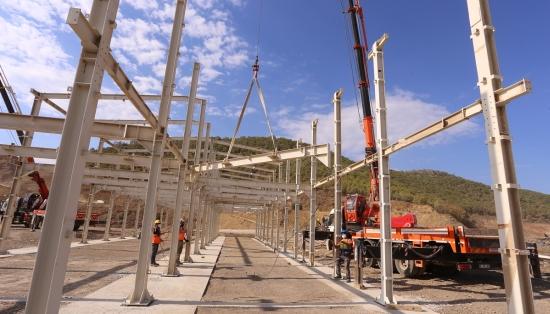 """Турция – Край строителната площадка на АЕЦ""""Аккую"""" се изгражда жилищен комплекс"""