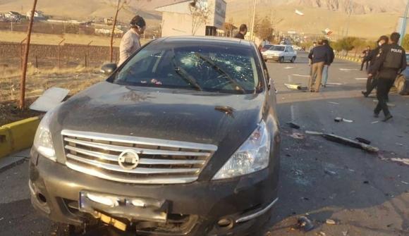В Техеран убиха ирански ядрен физик