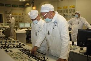 В Ленинградската АЕЦ е изключен енергоблок № 2 – РБМК-1000 и реакторът е спрян