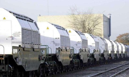 Поредната партида отработено ядрено гориво от Нидерландия пристигна във Франция за преработка