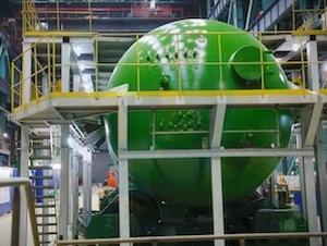 Атоммаш произведе първия парогенератор от нова модификация за Курската АЕЦ-2