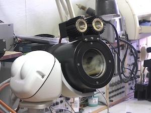 Запорожската АЕЦ оборудва енергоблок № 5 със система за промишлена телевизия