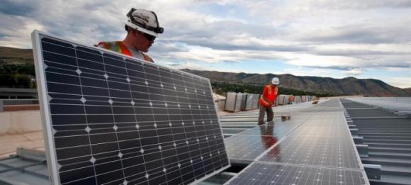 Слънчевата енергия беше призната за най-евтината електроенергия в историята