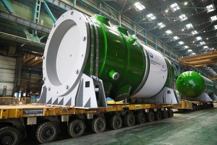 """Бангладеш – Корпусът на реактора и един парогенератор за енергоблок №1 са доставени на строителната площадка на АЕЦ """"Руппур"""""""