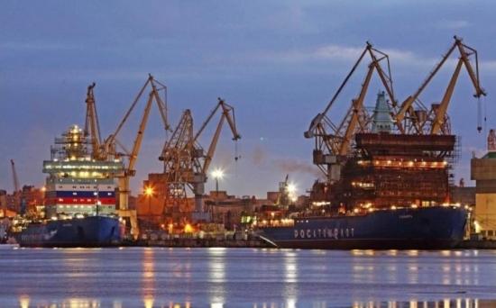 Четири ледоразбивачи по проект 22220 се планира да бъдат пуснати в експлоатация до 2026 г.
