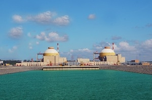 «ТВЭЛ» ще въведе ново ядрено гориво и удължен горивен цикъл в индийската АЕЦ Куданкулам