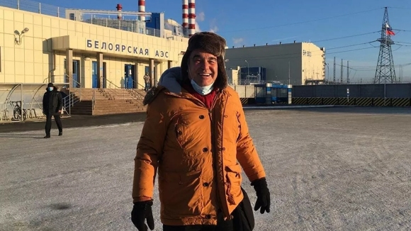 Оливър Стоун снима филм на Белоярската АЕЦ