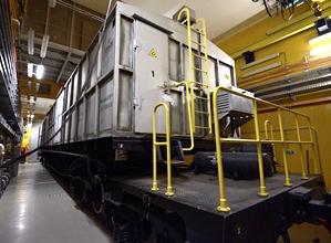 """В Чернобилската АЕЦ върви етапът на """"горещите"""" изпитания на новото хранилище за ОЯГ"""