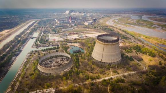 34 години по-късно хранителните култури край Чернобил все още съдържат радиоактивни изотопи над нормата