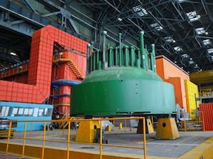 """Атоммаш произведе капака на ядрения реактор за първи блок на турската атомна електроцентрала """"Аккую"""""""