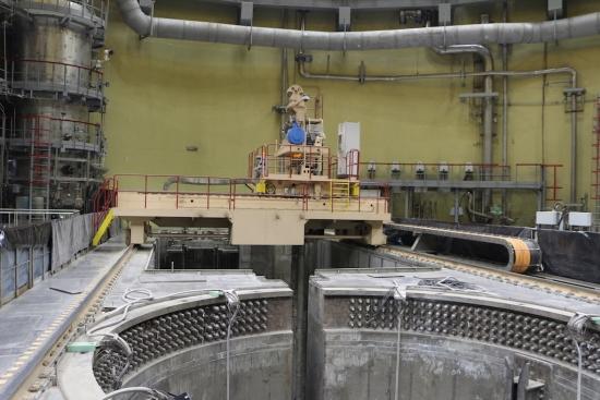 Реакторът на енергоблок № 5 на Ленинградска АЕЦ премина изпитанията за якост