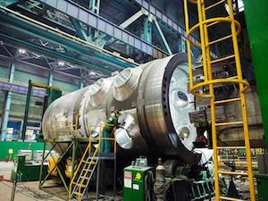 """В Атоммаш започна ключовият етап от изработването на корпуса на реактора за АЕЦ """"Руппур"""" в Бангладеш"""