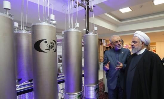 """Европейската """"тройка"""" призова Иран да се откаже от плановете за разширяване на ядрената програма"""