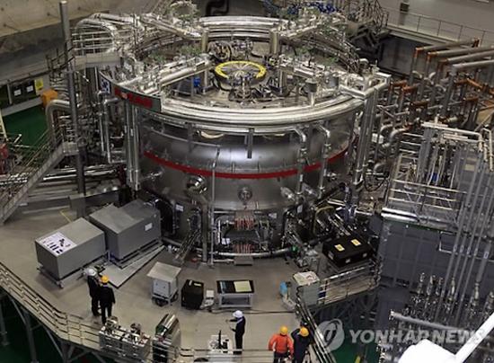 Ядрен синтез – Южна Корея – Нов рекорд за подържане на високотемпературна плазма
