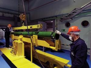 MOX горивото за деветото презареждане на реактора БН-800 на Белоярската АЕЦ беше прието