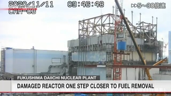 """АЕЦ """"Фукушима-1"""" – Първи блок е една стъпка по-близо до изваждане на горивото"""
