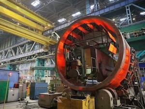 """""""Атоммаш"""" ще произведе реакторното оборудване за втори блок на Курската АЕЦ-2"""