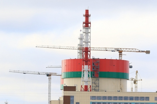 Министерството на енергетиката коментира напредъка на строителството на втори енергоблок на Беларуската АЕЦ