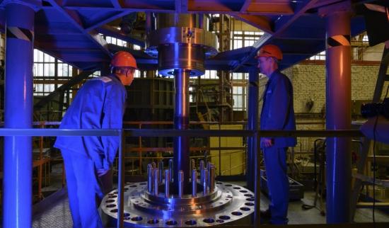 В ЦКБМ започнаха ресурсните изпитания на Главна циркулационна помпа (ГЦП) от ново поколение