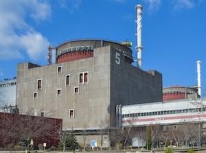 Делът на Запорожската АЕЦ е 20% от общото производство на електроенергия в Украйна