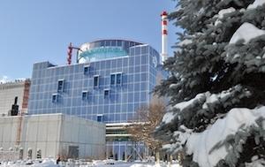 Запорожска АЕЦ – Тържества по случай ПСЕ на енергоблок № 5 с 10 години