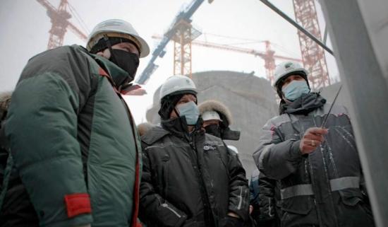 Монтажът на корпуса на реактора на първи енергиен блок на Курската АЕЦ-2 е планиран за 2022 година