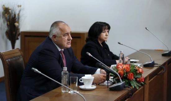 Премиерът Борисов: Приемането на България в Агенцията за ядрена енергия на ОИСР е оценка за огромната свършена работа
