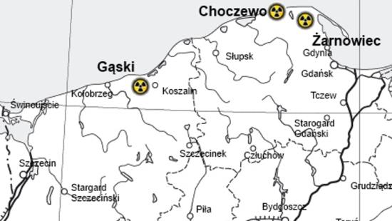 Полша е избрала възможна площадка за изграждане на АЕЦ