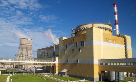 Украйна – Ровненска АЕЦ – Енергоблок №4 е в паралел след завършване на ППР