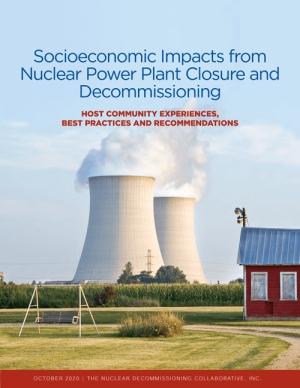 Затварянето на АЕЦ в САЩ – доклад за последствията