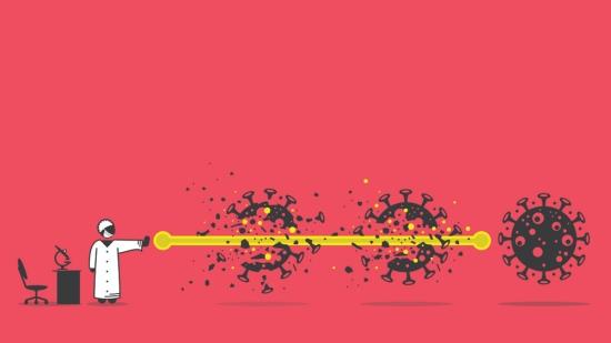 Какво представлява ОЖЕ-эфект и как може да помогне в борбата срещу коронавируса?