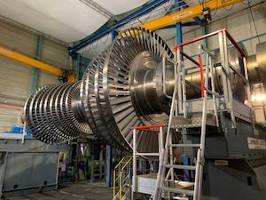 """АЕЦ """"Аккую"""" – В """"Атоменергомаш"""" започна приемането на оборудването за турбинния остров на първи енергоблок"""