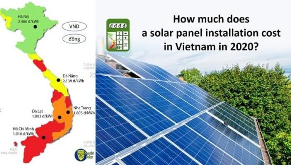 Виетнам инсталира над 10 GW слънчеви мощности през 2020 година – влиза в ТОП-10 на света