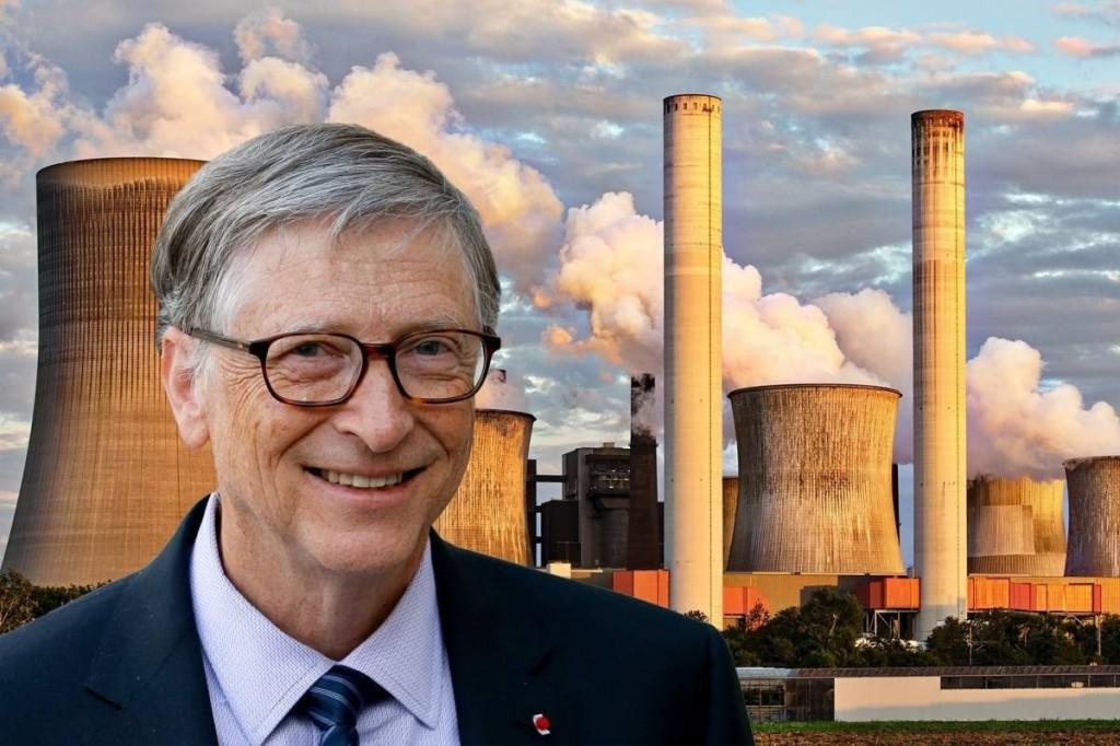 Бил Гейтс – Ядрената енергетика е единственият начин за защита на климата