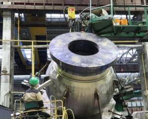 """Атомэнергомаш започна сглобяването на корпусите на главните циркулационни помпени агрегати за 2 блок на АЕЦ """"Аккую"""""""