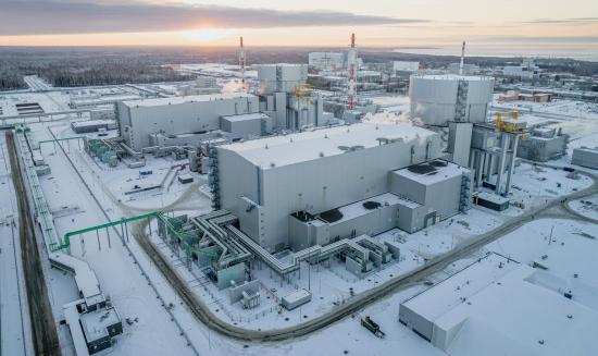 Пусковите операции в енергоблок № 6 на Ленинградската АЕЦ приключват