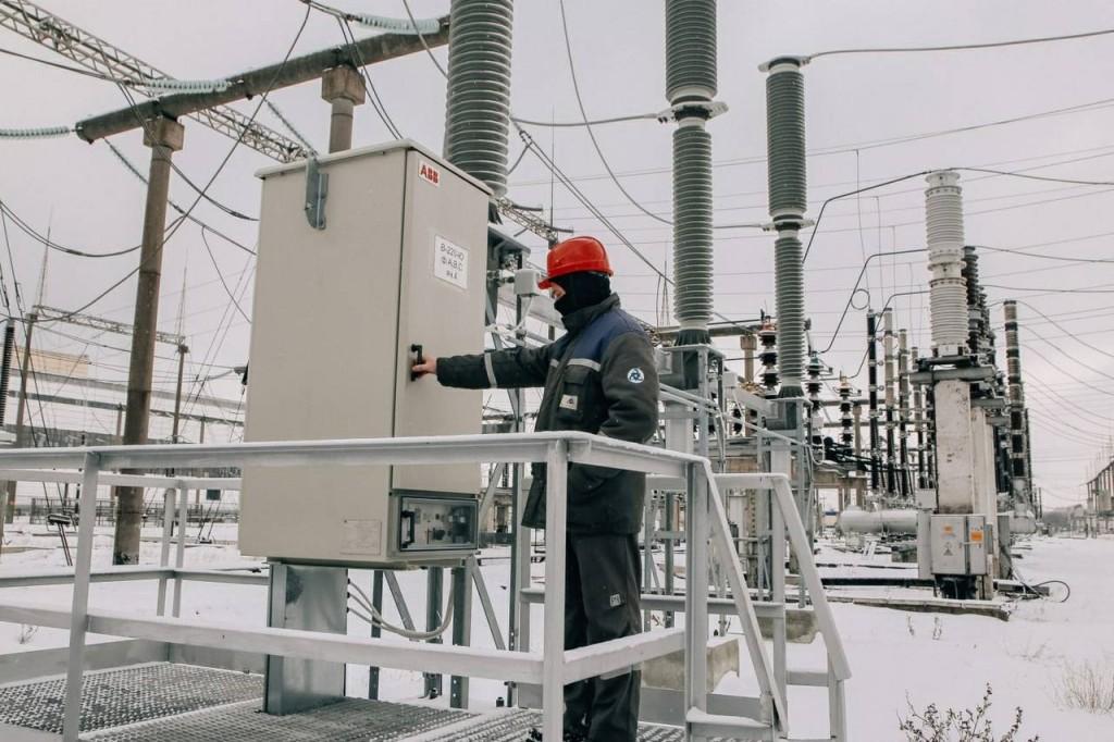 НВАЕЦ – Модернизация на откритата разпределителна уредба  (ОРУ-220 kV)