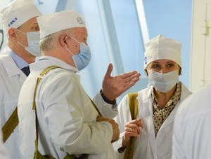 ТВЕЛ – Електрохимичният завод след 2023 година удвоява преработването на обеднен уранов хексафлуорид