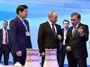 Росатом ще построи в Узбекистан най-модерната атомна електроцентрала от поколение III + в света