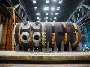 """""""Атоммаш"""" завърши термообработката на корпуса на реактора за втори енергоблок на АЕЦ """"Руппур"""" в Бангладеш"""