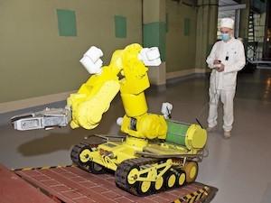 Първите енергоблокове на Белоярската АЕЦ ще се демонтират от роботи
