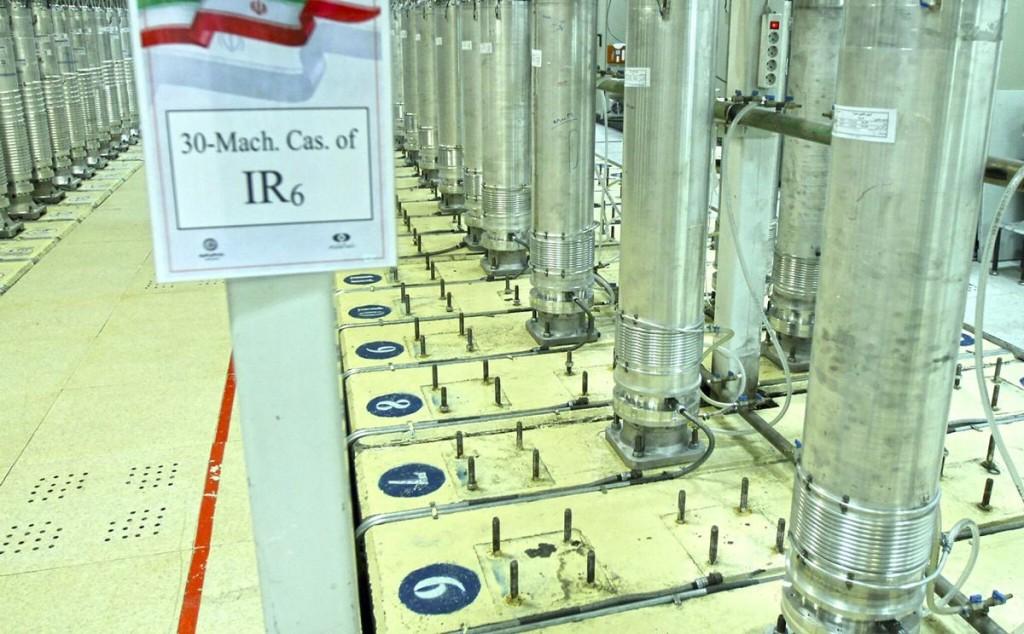 Иран монтира центрофуги за обогатяване на уран IR-6 от ново поколение