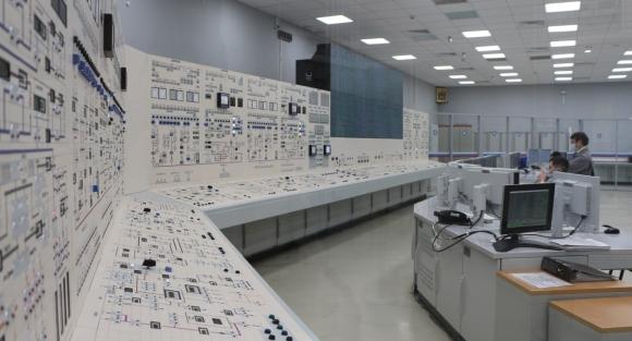 Шести енергиен блок на Ленинградската АЕЦ е готов за сдаване в експлоатация