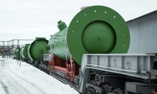 """Осъществи се окончателната доставка на оборудването от «ЗиО-Подолск» за АЕЦ """"Руппур"""""""