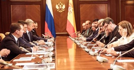 Русия предлага в бъдеще да внася водород в Испания