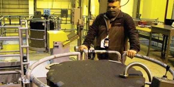 """Първият завод в САЩ за производство на """"високообогатен нискообогатен уран"""" трябва да заработи през 2022 година"""