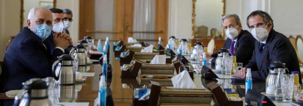 МААЕ ще проведе консултации в Иран през април по нерешени въпроси
